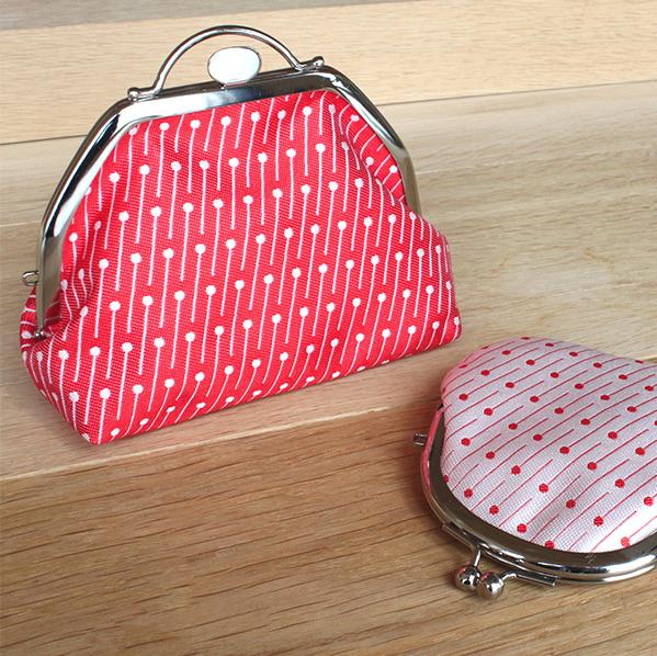 がまぐちの魅力 / デザインの価値 「ぽっちり」は2012年、京都で生まれた がまぐちのブランドです。