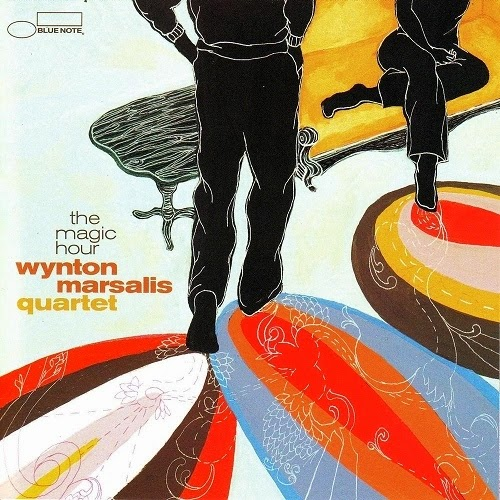 ウィントン・マルサリス wynton marsalis quartet : the magic hour